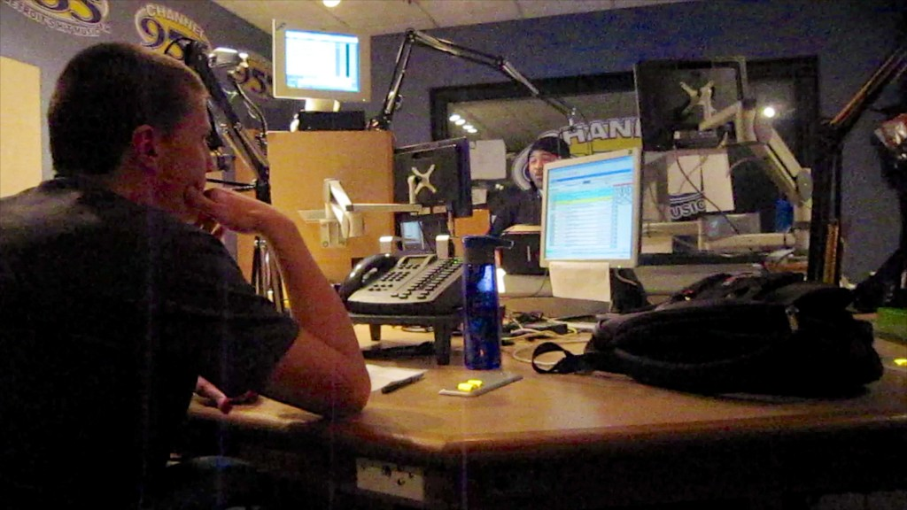 Channel 955 Studio X-Change Radio Interview Buda DJ X-Change Panty Dropping 2011 5