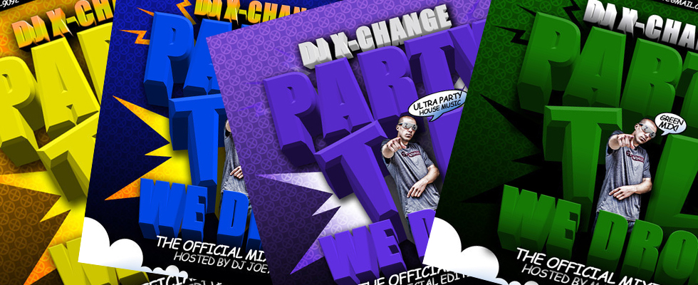 DJ X-Change DJ Sets