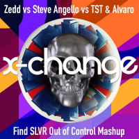 Zedd vs Steve Angello vs TST & Alvaro – Find SLVR Out Of Control (X-Change Bootleg Mashup)