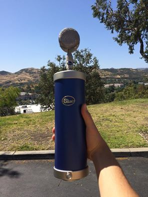 Blue Microphones Bottle Mic