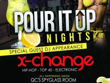 Special Guest DJ Appearance by X-Change in Montebello, CA