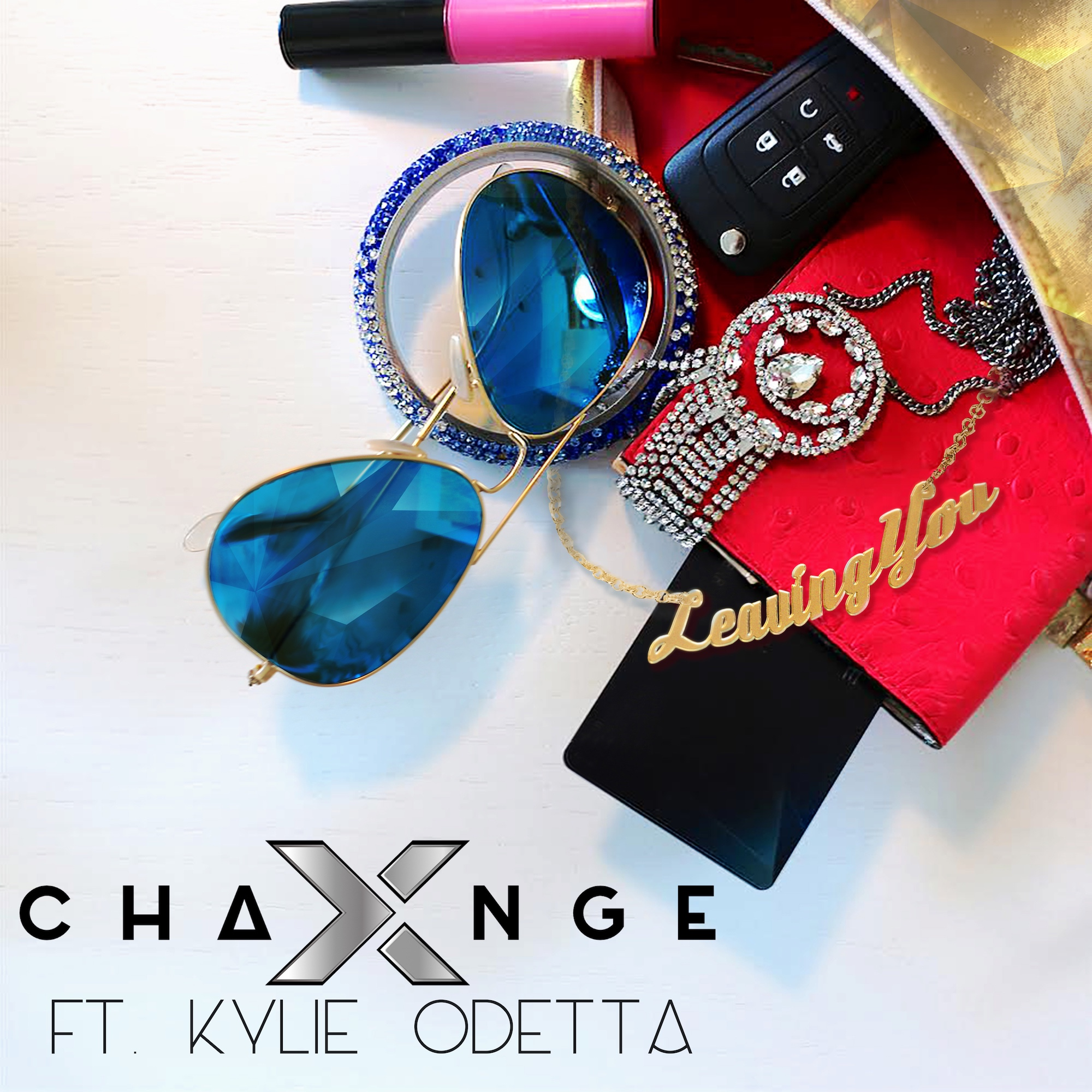 X-Change ft Kylie Odetta - Leaving You (In The End) Artwork web